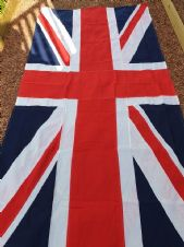 A NEW UNION JACK MILITARY GRADE  OUTDOOR FLAG